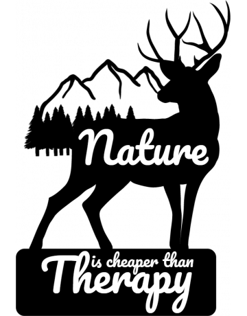 Nature is cheaper