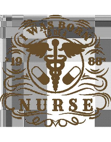 Born to be a nurse
