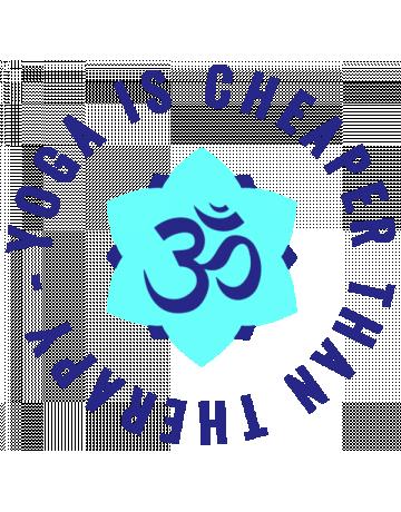 Yoga is cheaper