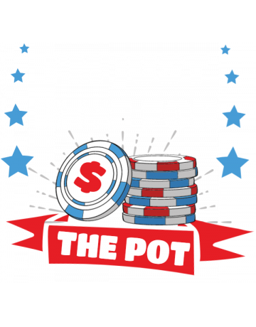 I'M JUST HERE FOR THE POT