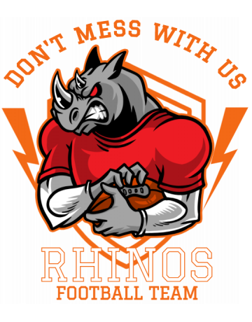 Rhinos football team
