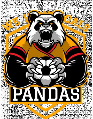 Soccer pandas