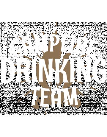 Campfire drinking team