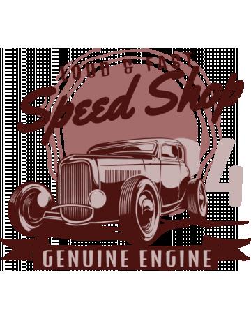 Genuine engine