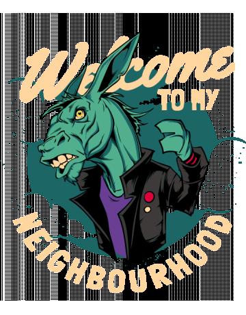 Welcome to my neighbourhood