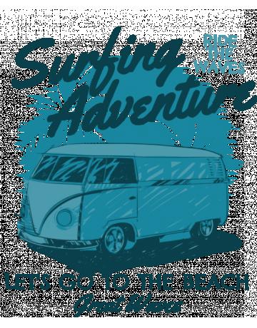 Surfing adventure