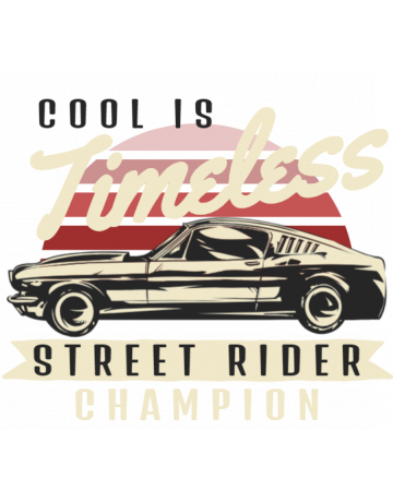 Cool is timeless