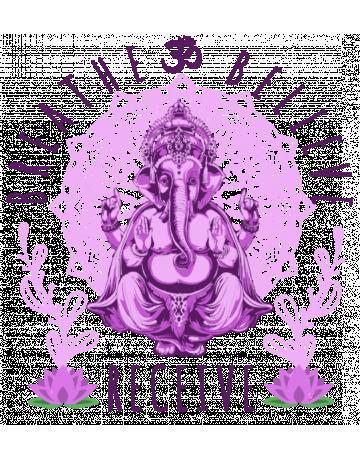 Breathe believe receive