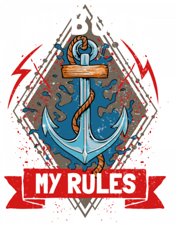 My boat my rules