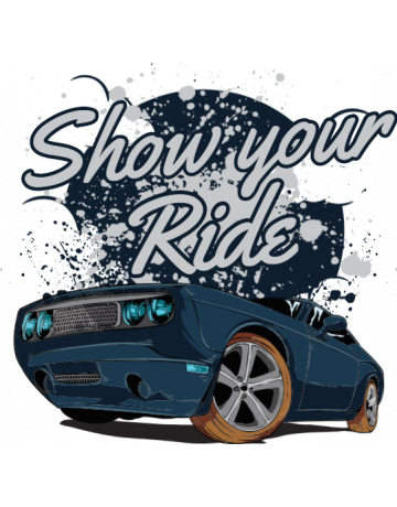 Show your ride