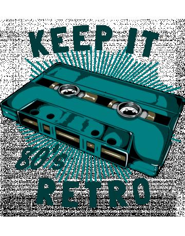 Keep it retro