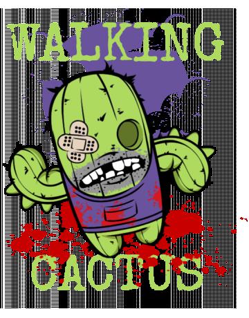 Walking cactus
