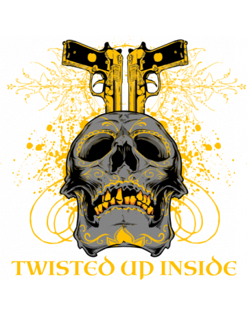Twisted up inside