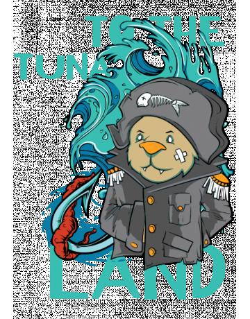 To the tuna land