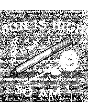 Sun is high