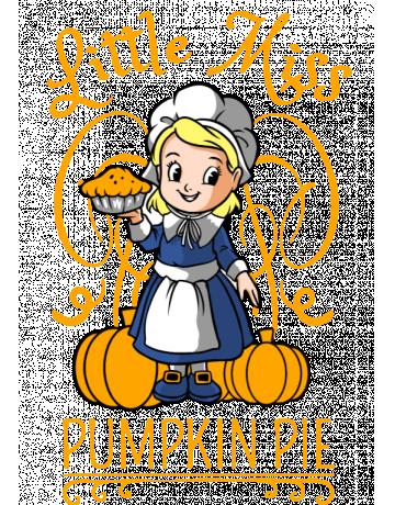Miss pumpkin pie