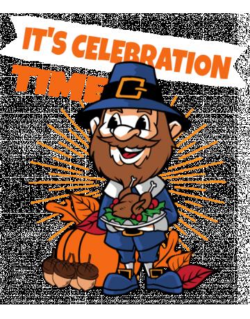 It's celebration time