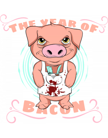 The year of bacon