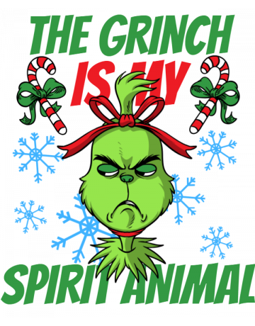 The Grinch is my spirit animal