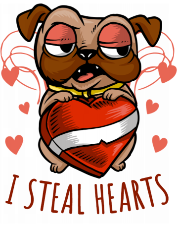 I steal hearts