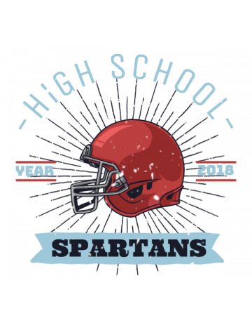 High school spartans