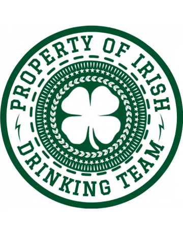 Irish badge