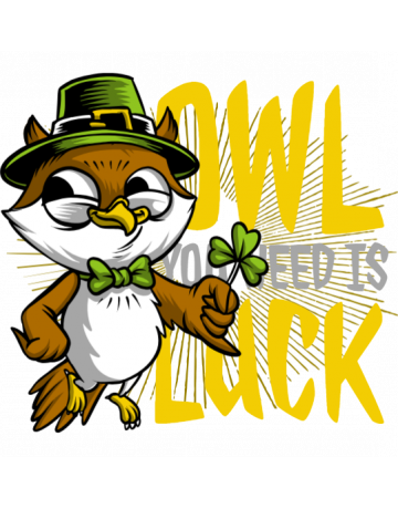 Owl you need is luck