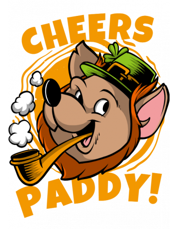 Cheers paddy