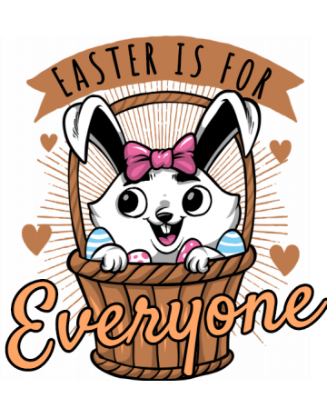 Easter is for everyone