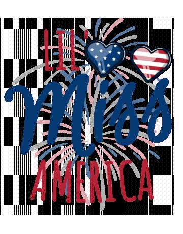 Lil miss america