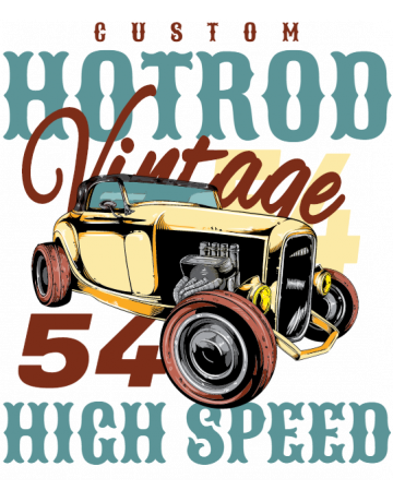 Hotrod custom