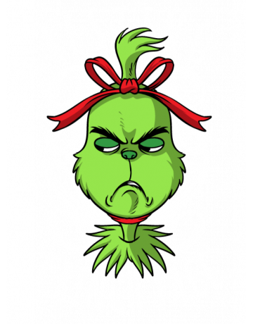 Resting Grinch
