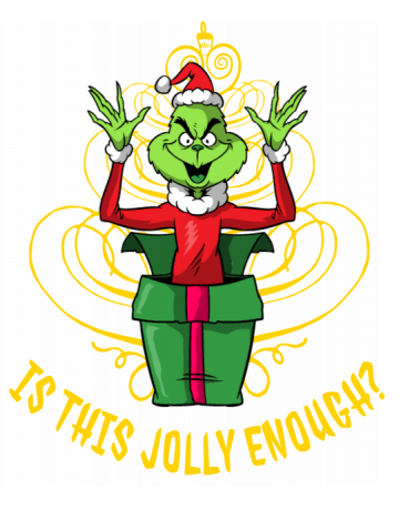 Jolly enough