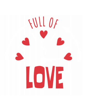 Full of love